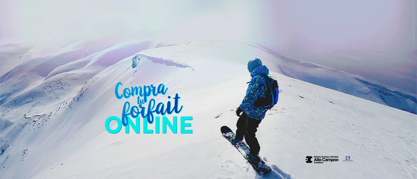 Compra on line Alto Campoo